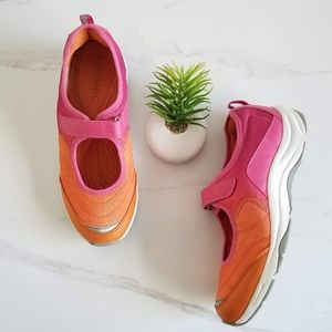Vionic Sunset Walking Shoes Mary Jane